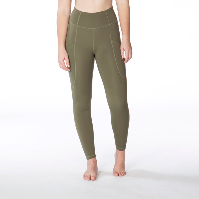 NEW  She Will Take It With Her - Mid Waist & Buttery Soft With Pockets