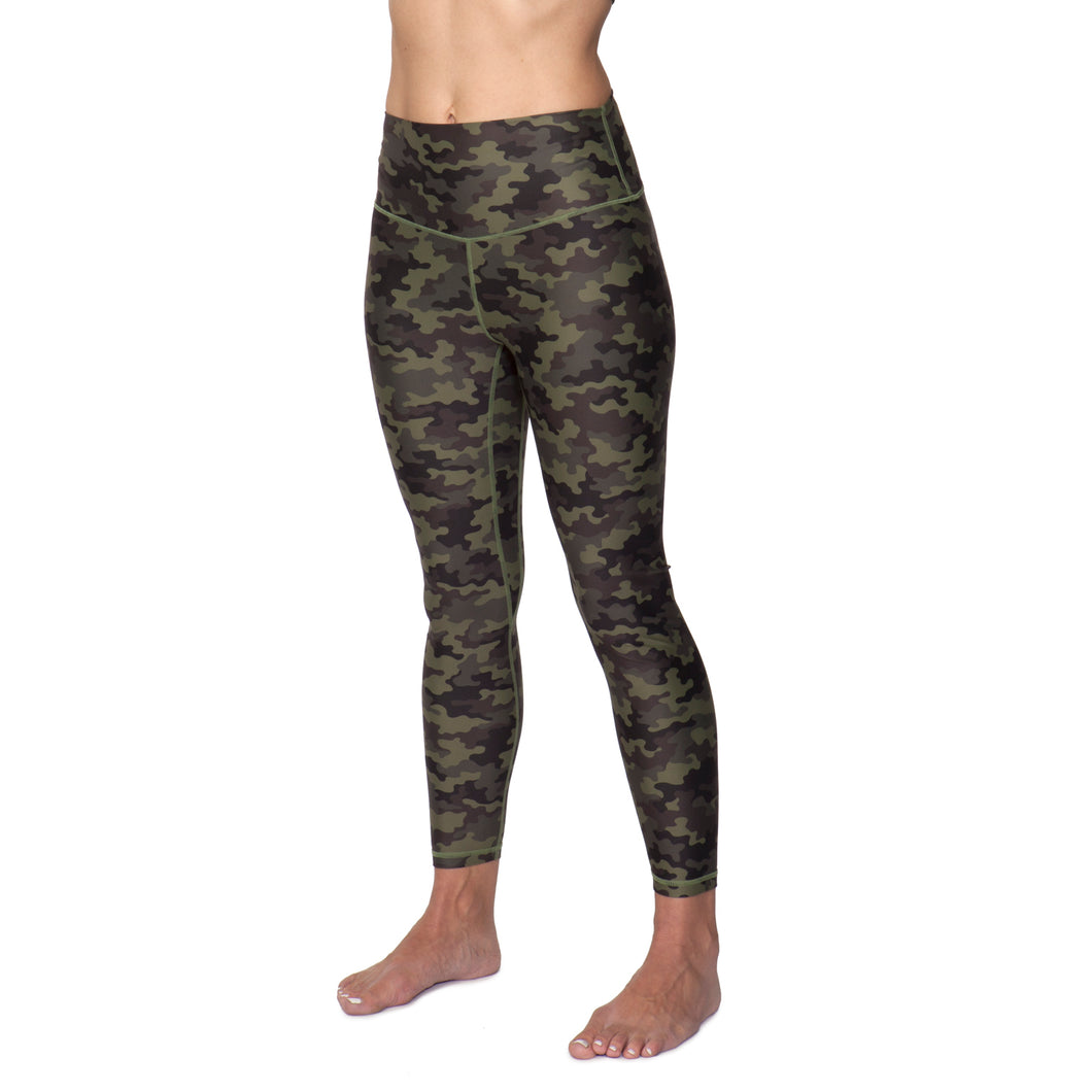 She Will Not Back Down - Ultra High Waisted With Compression