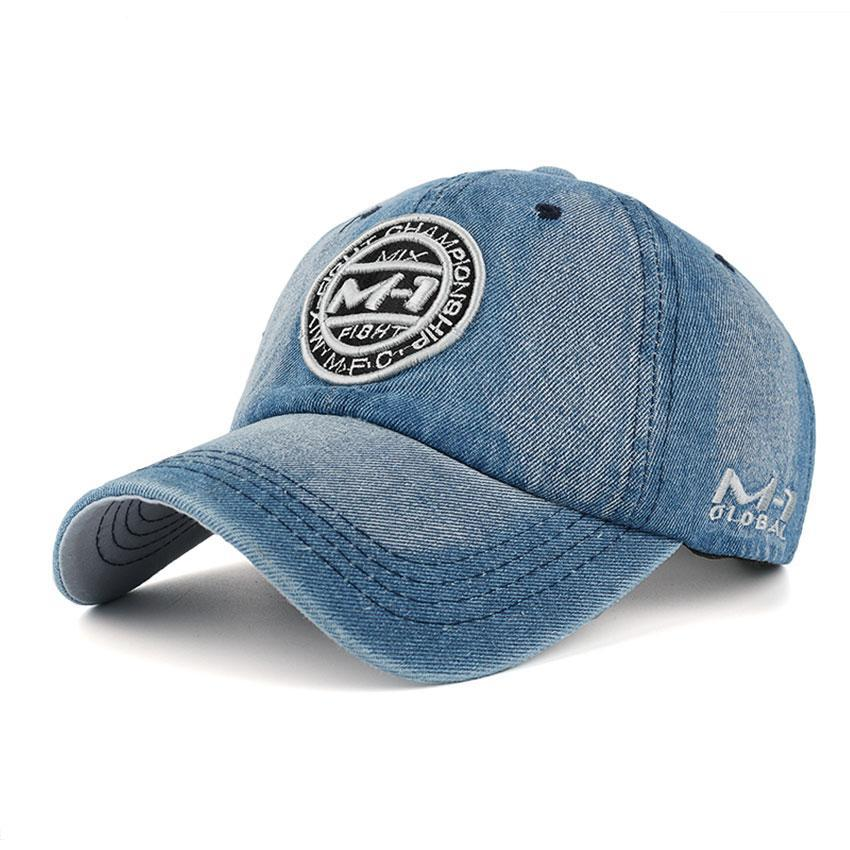 High Quality Snapback Denim Cap