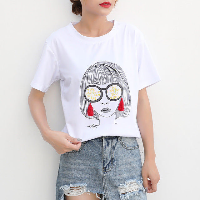 High Quality Printed T-Shirt