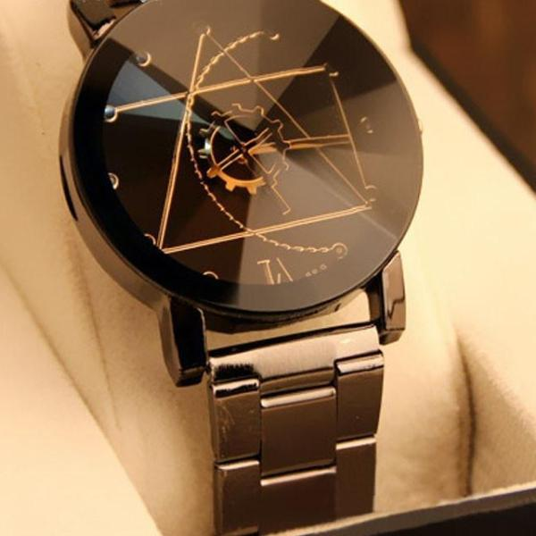 Stainless Steel Alpha Watch