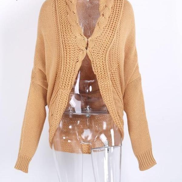Shrug Knitted Sweater