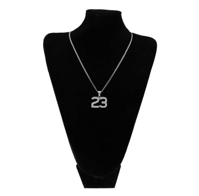 Jordan Pendant Necklace