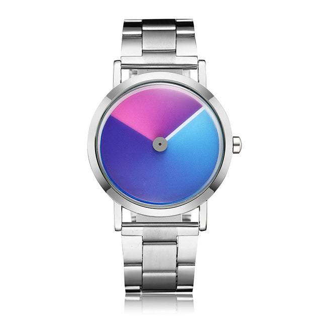Unique Minimalist Creative Watch