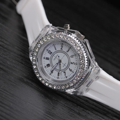 LED Luminous Fashion Watch
