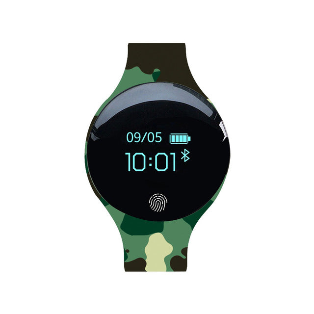Color Touch Screen Smart Watch