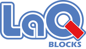 LaQ blocks logo