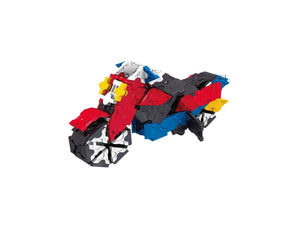Motorcycle featured in the LaQ basic 401 set