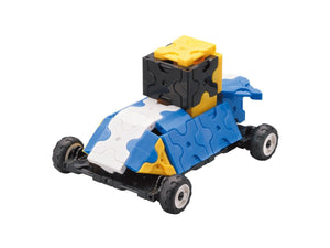 Cart featured in the LaQ basic 5000 set