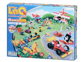 Package featured in the LaQ basic 650 set