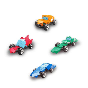 LaQ Mini Racer Collection (4 sets)
