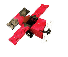 Load image into Gallery viewer, Right view featured in the LaQ hamacron constructor mini airplane set