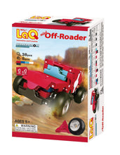 Load image into Gallery viewer, Package featured in the LaQ hamacron constructor mini offroader set
