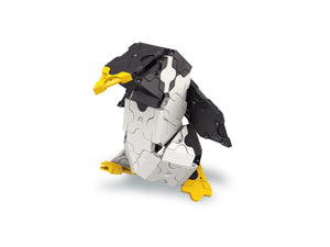 Adelie penguin featured in the LaQ marine world penguin set
