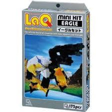 Load image into Gallery viewer, Eagle featured in the LaQ mini kit set