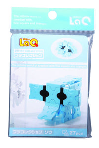 LaQ Petite Collection - 1st edition - 6 Sets