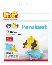 Load image into Gallery viewer, Parakeet set package featured in the LaQ petite set