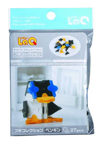 Penguin featured in the LaQ petite set