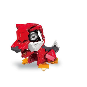 Dog featured in the LaQ robot alex set