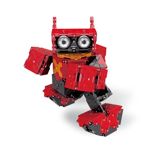 Mini robot featured in the LaQ robot alex set