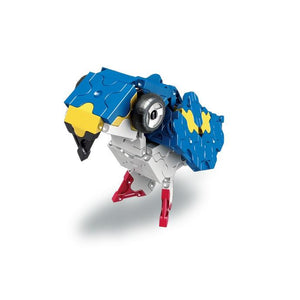 falcon featured in the LaQ robot lapis set