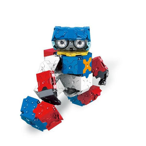 mini robo featured in the LaQ robot lapis set