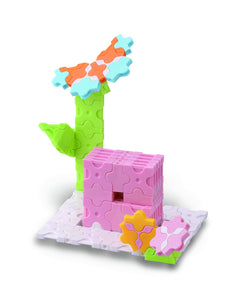 Memo stand featured in the LaQ sweet collection cute house set