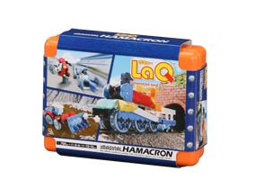 Package featured in the LaQ imaginal hamacron set