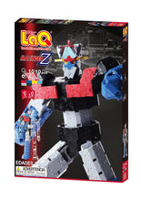 Load image into Gallery viewer, Mazinger z robot package back side