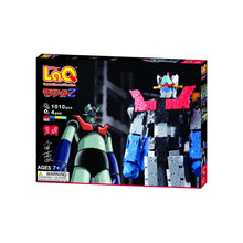 Load image into Gallery viewer, Mazinger z robot package front side