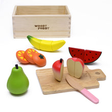 Load image into Gallery viewer, Fruit set full display featured in the woody puddy set