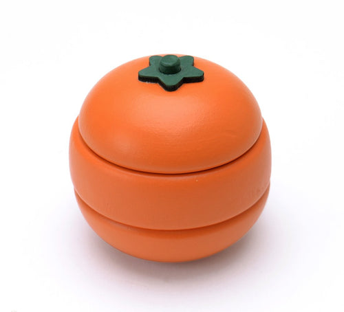 Orange whole featured in the woody puddy set