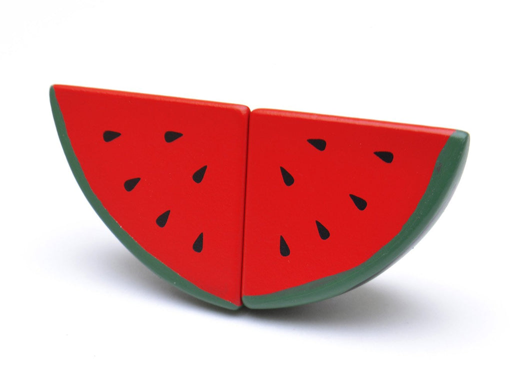 Watermelon whole featured in the woody puddy set