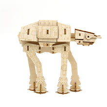 Load image into Gallery viewer, [INCREDIBUILDS Wooden Puzzle]<br>Star Wars - AT-ACT
