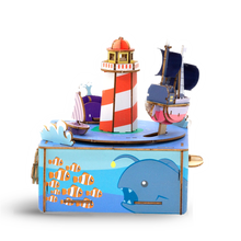 Load image into Gallery viewer, [JIGZLE Wooden Puzzle]<br>Adventure Series - Ocean Adventure