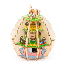 Load image into Gallery viewer, [JIGZLE Wooden Puzzle]<br>Adventure Series - Secret Journey