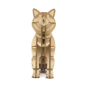 [JIGZLE Wooden Puzzle]<br>Akita Dog
