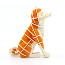 Load image into Gallery viewer, [JIGZLE Paper Puzzle]<br>Akita Dog (Color Ver.)