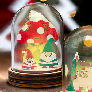 [TeamGreen Lifestyle]<br>Christmas Light Box - Christmas Gnomes