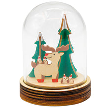 Load image into Gallery viewer, [TeamGreen Lifestyle]<br>Christmas Light Box - Christmas Reindeer