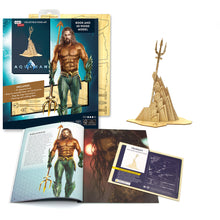 Load image into Gallery viewer, [ INCREDIBUILDS Wooden Puzzle]<br>Aquaman