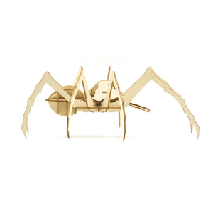 [ INCREDIBUILDS Wooden Puzzle]<br>Harry Potter - Aragog