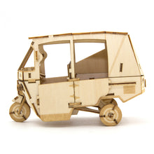 Load image into Gallery viewer, [JIGZLE Wooden Puzzle]<br>Auto Rickshaw