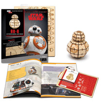 Load image into Gallery viewer, [INCREDIBUILDS Wooden Puzzle]<br>Star Wars - BB-8