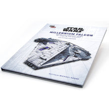 Load image into Gallery viewer, [INCREDIBUILDS Wooden Puzzle]<br>Star Wars - Millennium Falcon (Collectable Edition)