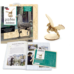[INCREDIBUILDS Wooden Puzzle]<br>Harry Potter - Buckbeak