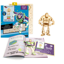 Load image into Gallery viewer, [ INCREDIBUILDS Wooden Puzzle]<br>Toy Story - Buzz Lightyear