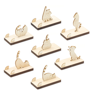 [TeamGreen Lifestyle]<br>Cat Mobile phone stand Series