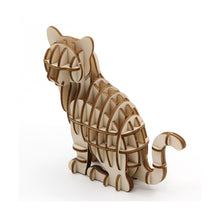 Load image into Gallery viewer, [JIGZLE Wooden Puzzle]<br>Cat
