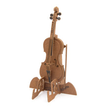 Load image into Gallery viewer, [JIGZLE Paper Puzzle]<br>Cello (Color Ver.)
